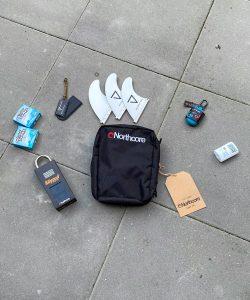 surfspullen in een travel pack