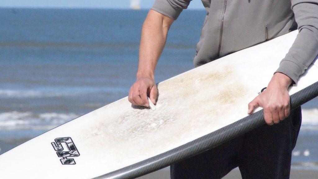 Surfplank Waxen