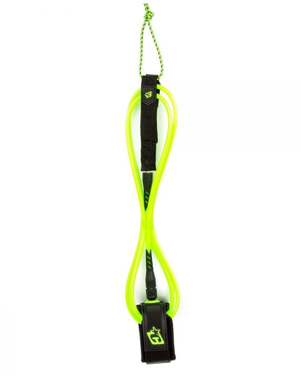 surfplank koord neon 6ft