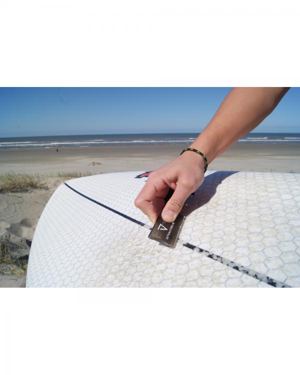 Waxkam voor surfplank wax