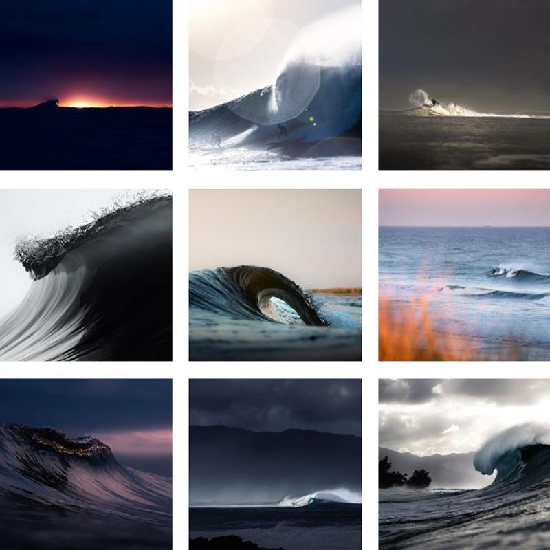 Surf Fotograaf Michal Pelka Scheveningen Collage