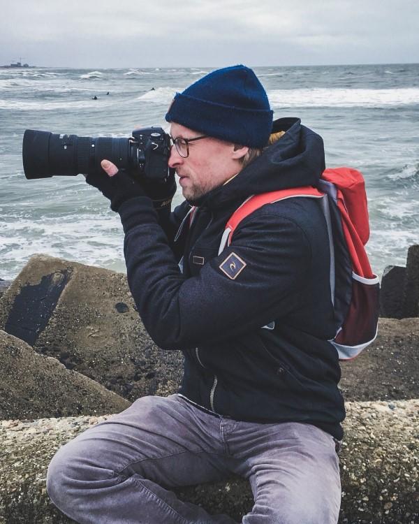 Nederlandse Surf Fotograaf Jop Hermans Schevenigen
