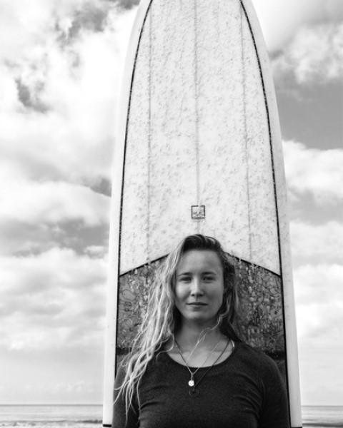 Surf Fotograaf Zandvoort Rowan Geerdink Portret