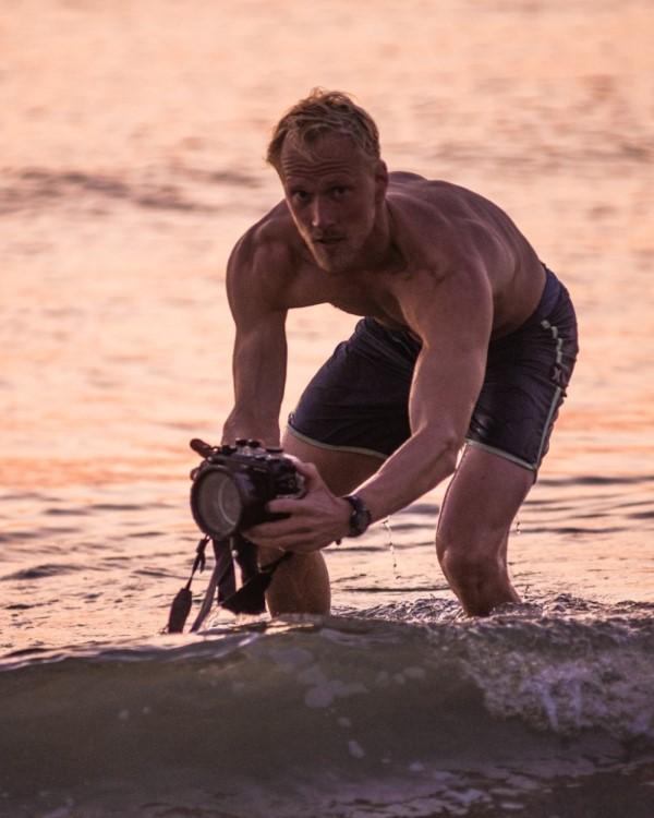 Scheveningse Surf Fotograaf Sebastiaan Heitkamp