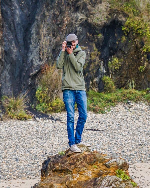 Surffotograaf Wouter Hoogeveen