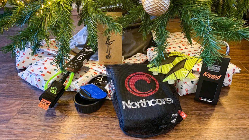 cadeaus voor surfers onder de kerstboom