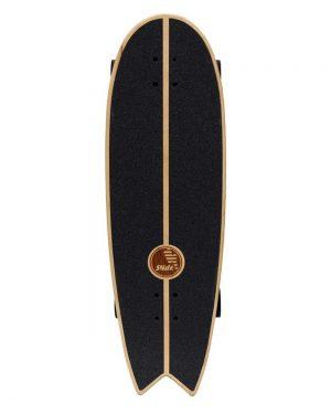 Slide Surfskate Swallow Noserider 33″